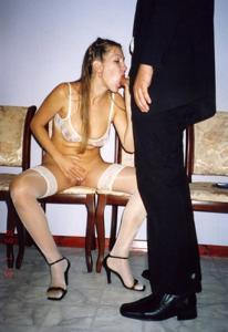 Ретро подборка горячих кадров из жизни молодой нимфоманки - фото #49