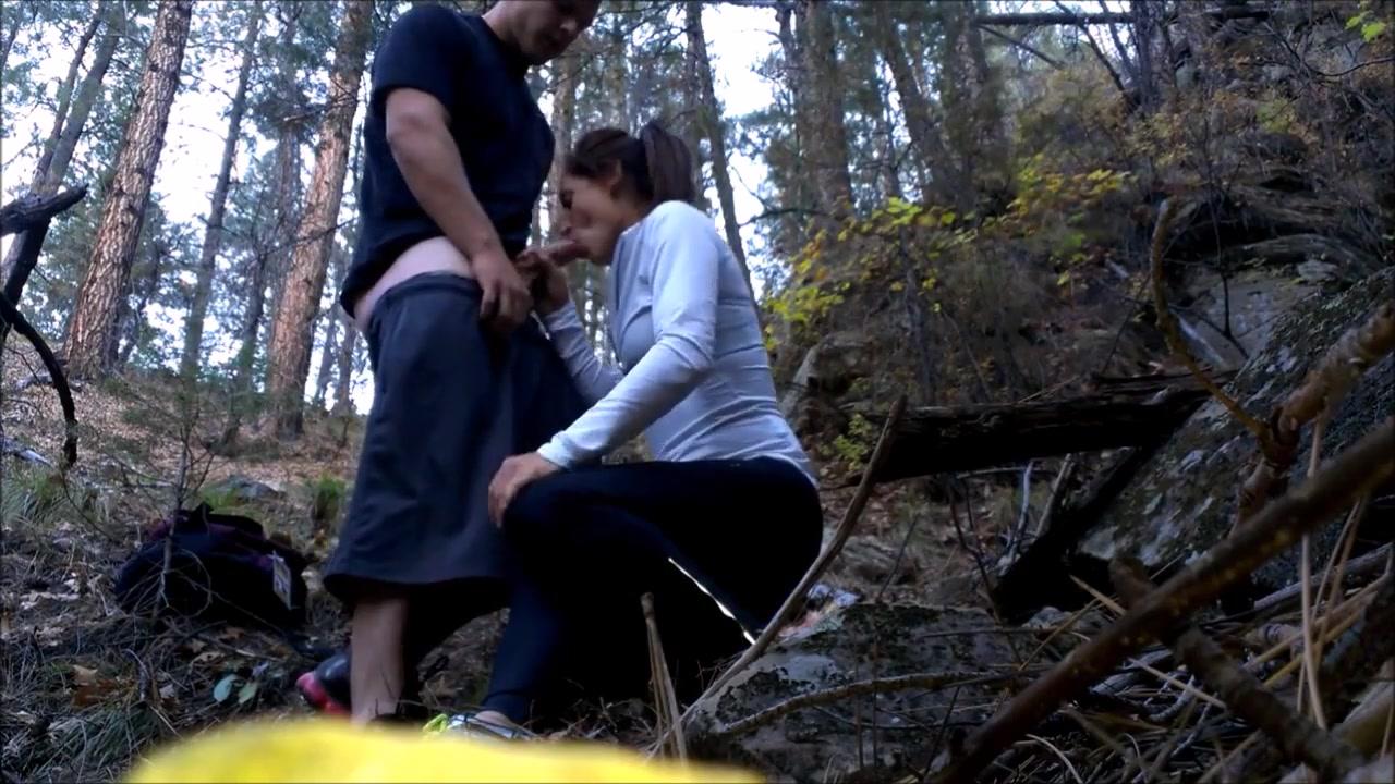 Любители погулять в лесу