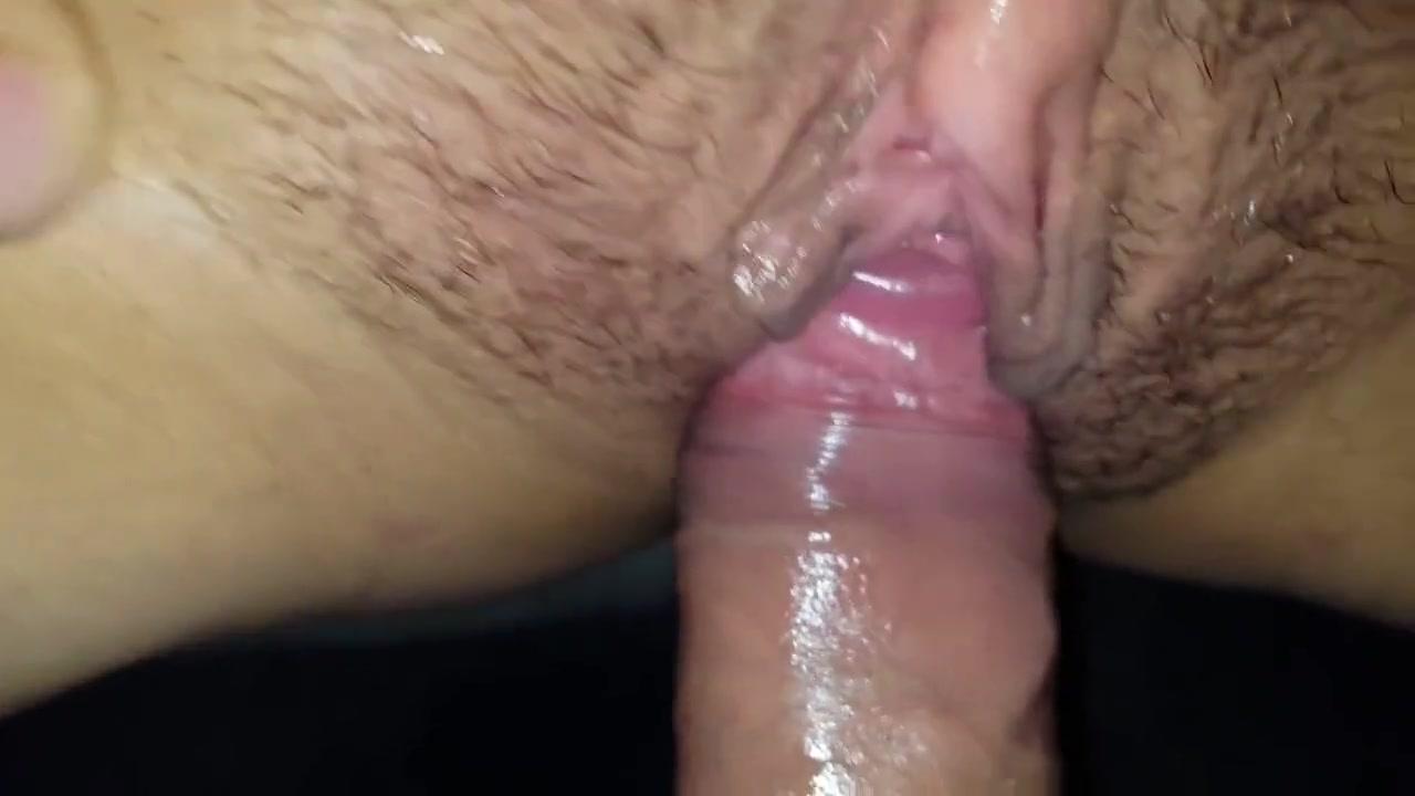 Секс со сквиртом крупным планом