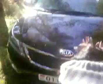 Анонимный трах возле авто