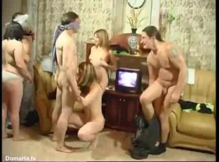 Вечеринка русских свингеров